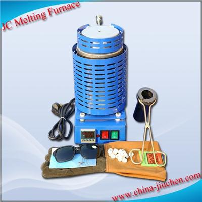 JC-K-220-1 Small Digital Melting Furnace Jewelry Tools and Equipment