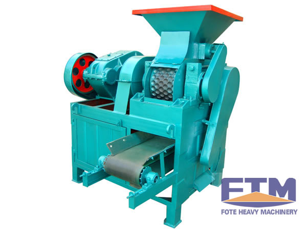 Coal Briquette Machine is Worthy of Your Trust