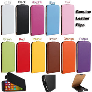 Huawei Ascend G620S leather case