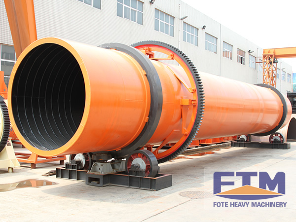 Do You Know the Heating System of Three-drum Dryer?
