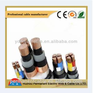 PVC Steel Wire Armored Power Cable