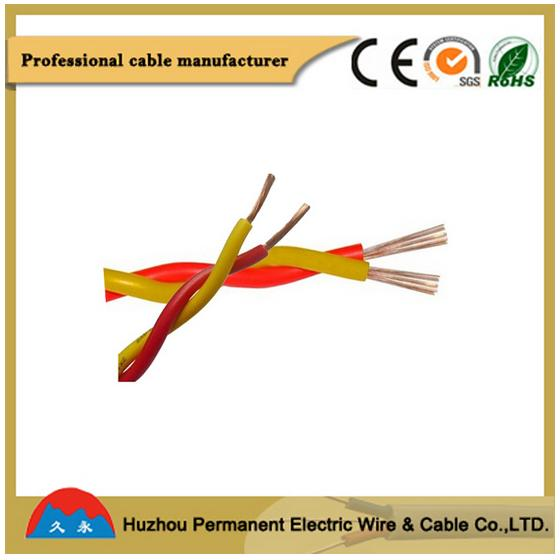 uses of twisted pair cable PVC Insulated Twisted Cable