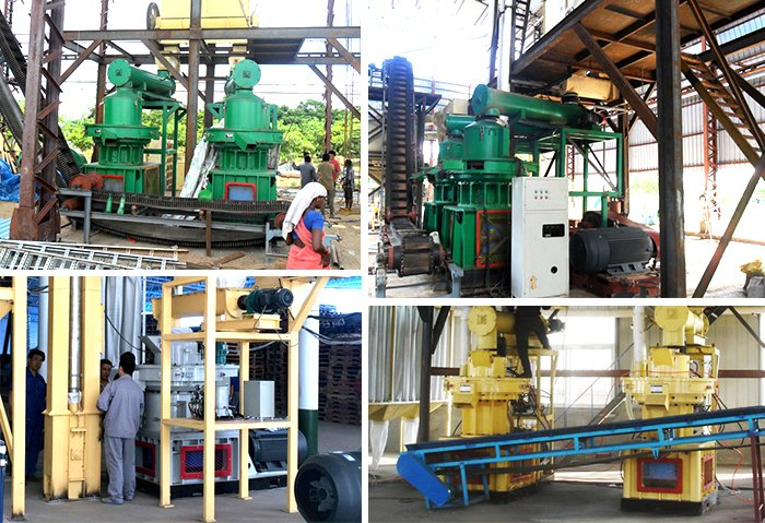 Straw Pellet Production Line/The Details of Straw Pellet Production Line
