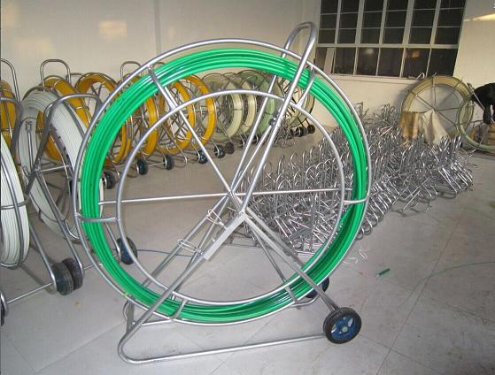 high quality duct rodder with wheel