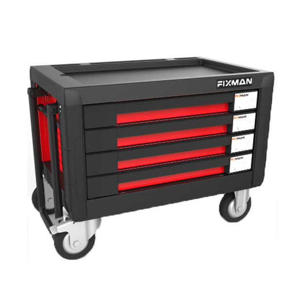 4 Drawers Mobile Tool Chest