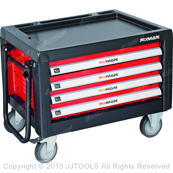 mobile tool chest with drawers 4 Drawers Mobile Tool Chest