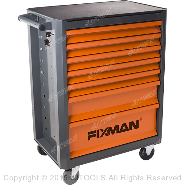 7 Drawers Economic Mobile Cabinet
