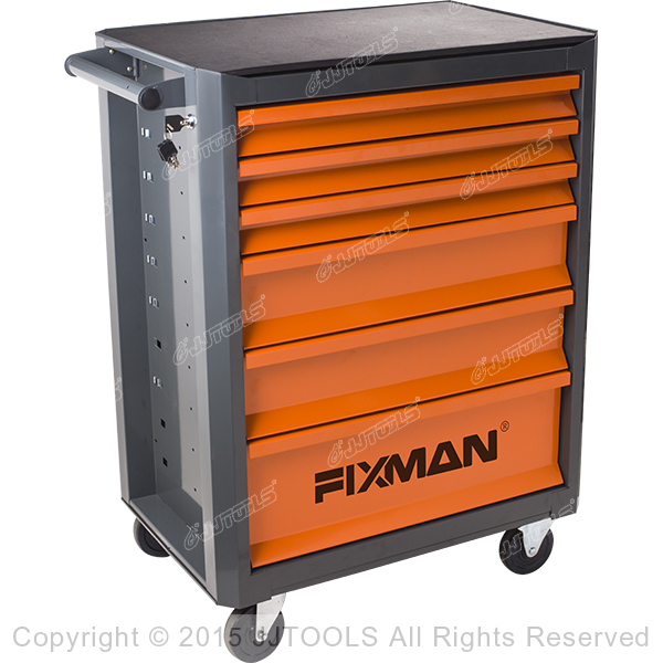 6 Drawers Economic Mobile Cabinet