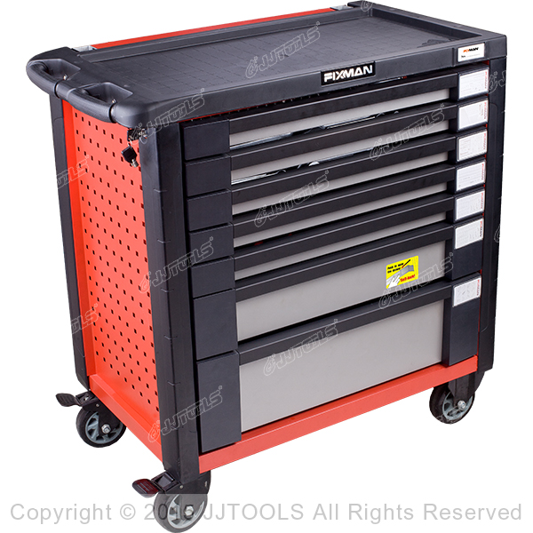 7 Drawers Heavy Duty Roller Cabinet
