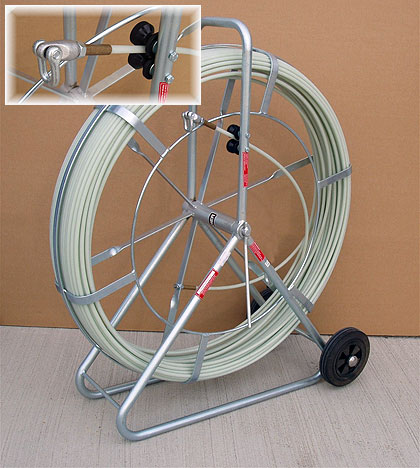 Top quality Best-Selling frp duct rodder 10mm