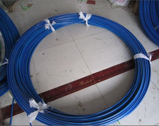 Hot supply copper wire traceable fiberglass rodder