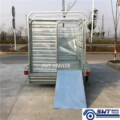 Cattle Crate Trailer