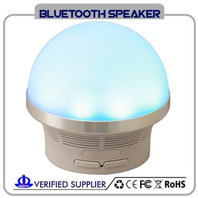 Wireless Speaker With Lights