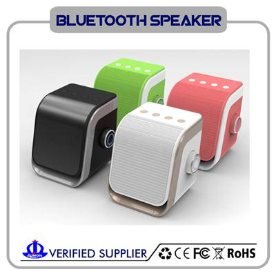 Portable Rechargeable Speaker