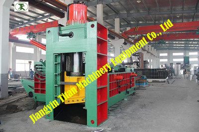 Q91-Y series gantry hydraulic shear