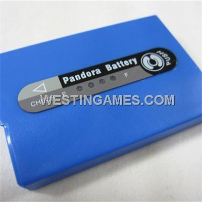 Pandora Service Mode Unbricker/Downgrader Battery With LED Blue For PSP 2000/Slim (1800mAh)