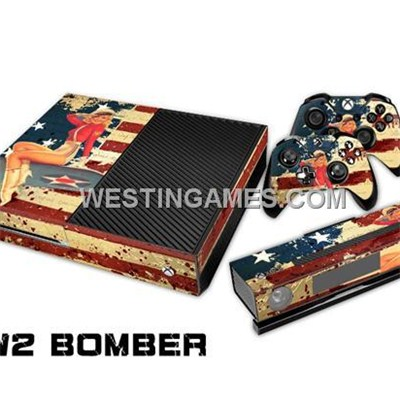 Designer Skin Sticker For Xbox ONE System + Wireless Controller + Kinect Decal - Customs Themes