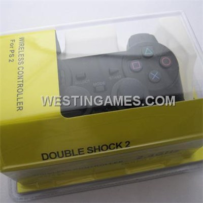 2.4Ghz Wireless Analog Controller For PS2 (NEUTRAL)