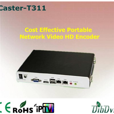 Portable Network Video HD Encoder
