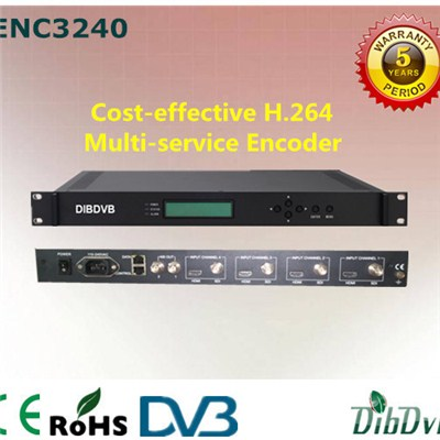 4 In 1 MPEG-4 AVC HD Encoder