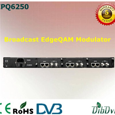 Broadcast EdgeQAM Modulator