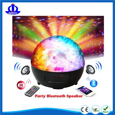 LED Light Wireless Bluetooth Speaker