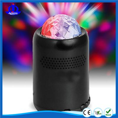 LED Disco Light Speaker