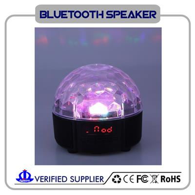 Mini Wireless Cheap Party Speakers Led Light