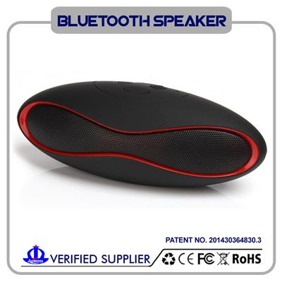 Outdoor Portable Bluetooth Speaker With Fm Radio
