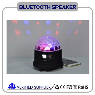 Crystal Disco Light Speaker