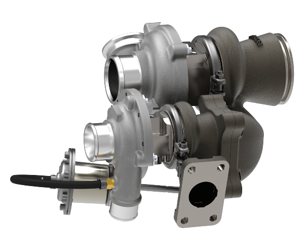 Bosch turbocharger