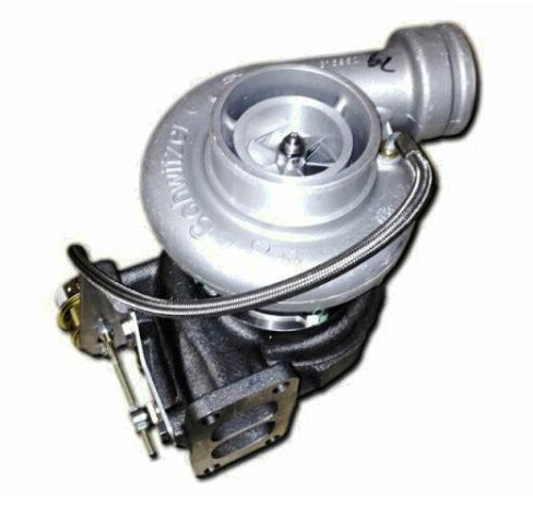 Deutz turbocharger