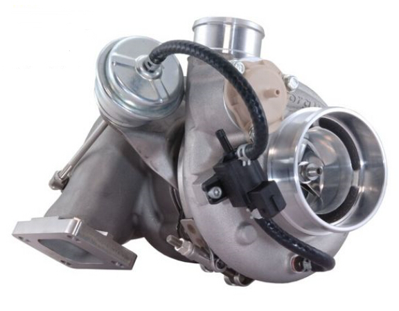 DSM turbocharger