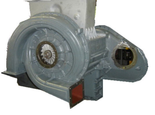 EMD turbocharger