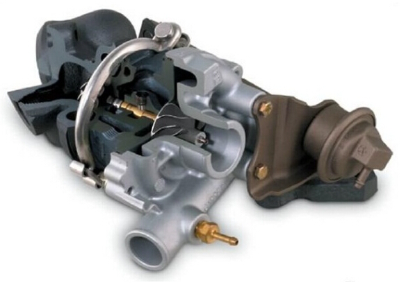 Honeywell turbocharger