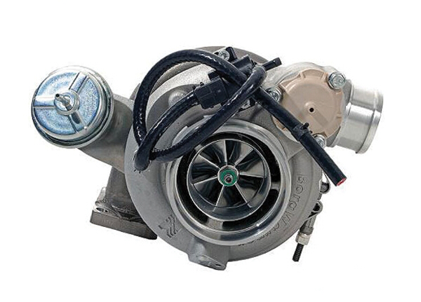 HTT turbocharger