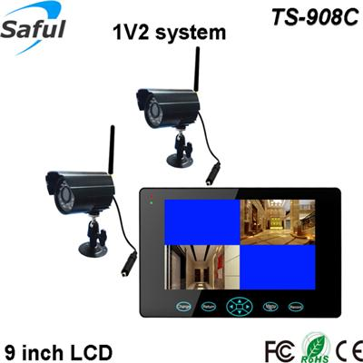 TS-908C 1V2 wireless monitor system