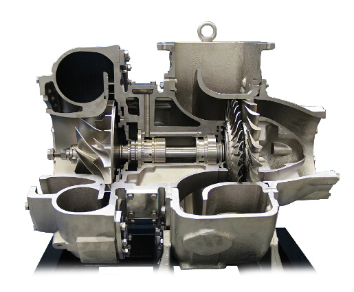 KBB turbocharger
