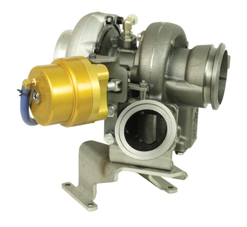 Mack turbocharger