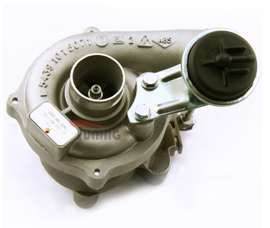 Miata turbocharger