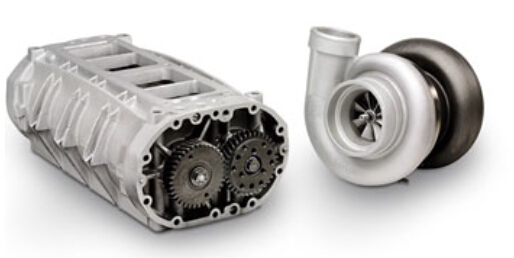 MTU turbocharger