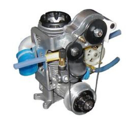 Nitro rc turbocharger