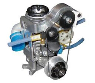 RC turbocharger