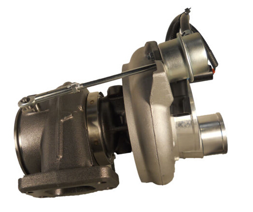 Rotomaster turbocharger