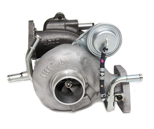 WRX turbocharger