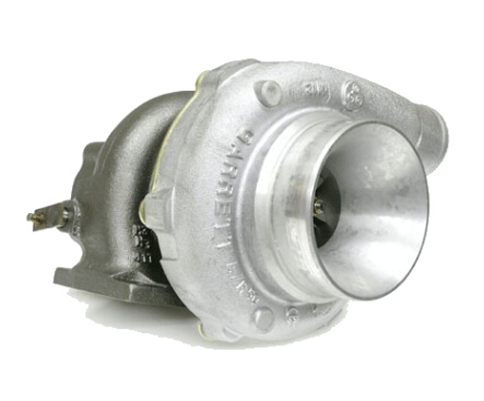 Yanmar turbocharger