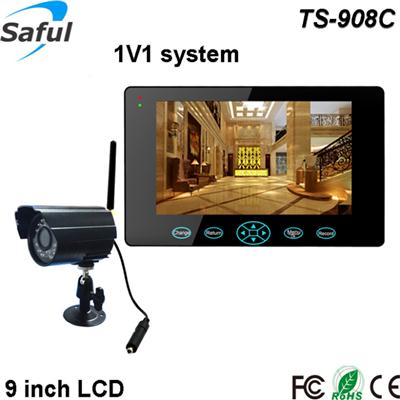 TS-908C 1V1 wireless monitor system
