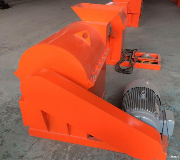 semi-wet material crusher