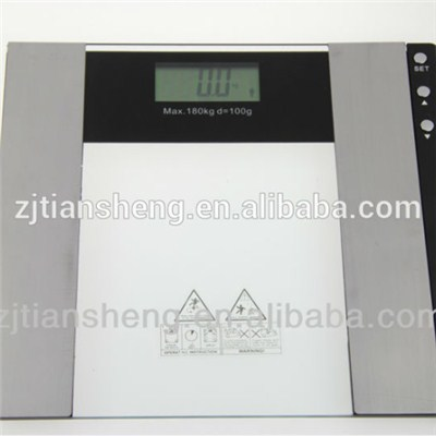 Electronic Fat Scale TS-6160W