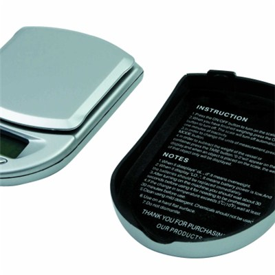 Mini Digital Pocket Scale TS-A04